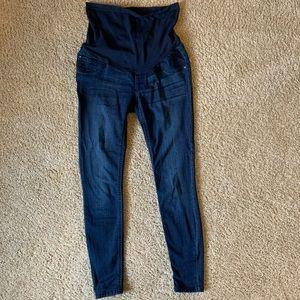 Indigo Blue Maternity Jeans